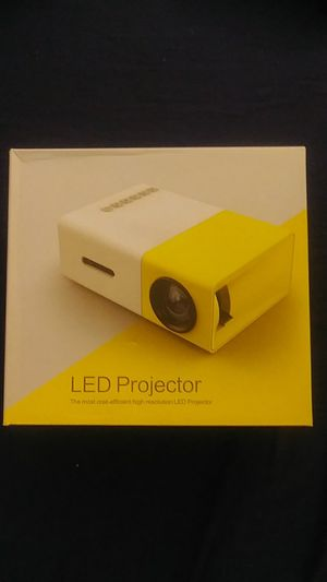 Mini LED Projector for Sale in Apex, NC