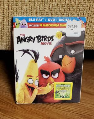 Angry Birds movie for Sale in Renton, WA