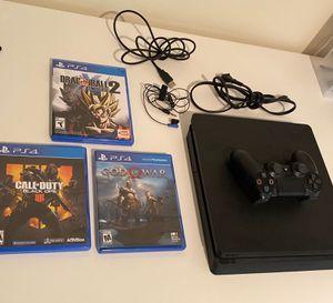 PlayStation 4 bundle for Sale in Hoboken, NJ