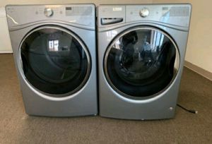 Whirlpool washer and dryer for Sale in Dallas, TX