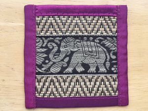 Reed placemats and coasters for Sale in Bloomer, WI