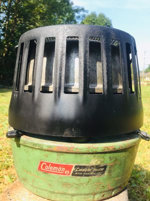 Coleman 3,000 btu heater 🤩 for Sale in Lebanon, TN
