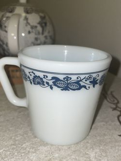 6 Vintage Old Town Pyrex coffee mugs for Sale in Chula Vista,  CA