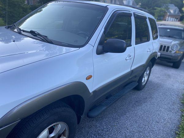 2002 Mazda Tribute Es v6