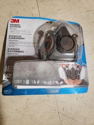 Brand new medium 3m respirators for Sale in Austin, TX