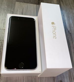 iPhone 6S factory unlocked for AT&T T-Mobile metro cricket Verizon Sprint boost/worldwide FIRM@150$ for Sale in Spring Valley, NV