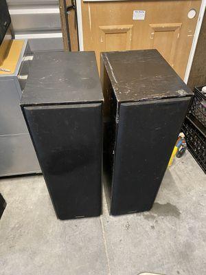 Pair Klipsch KG5.5 Works Well for Sale in Castro Valley, CA