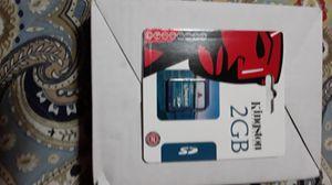 Memory Card 2 GB for Sale in Miami, FL