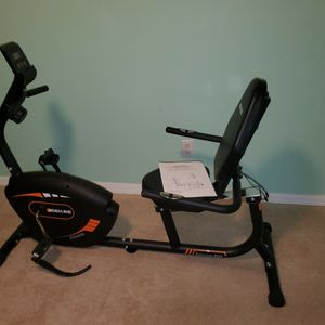 new jeekee recumbent bike for Sale in Riverview, FL