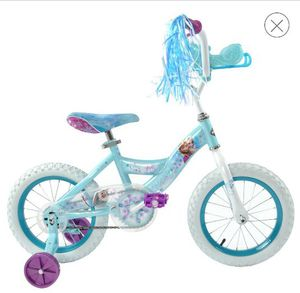 "Huffy Disney Frozen Cruiser Bike with Sleigh - 14"" for Sale in Dearborn, MI"