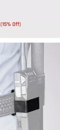 Radio Carrier Porta Metal Clip for Sale in Corona,  CA