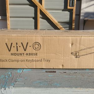 $35 VIVO KEYBOARD TRAY MOUNT for Sale in Las Vegas, NV