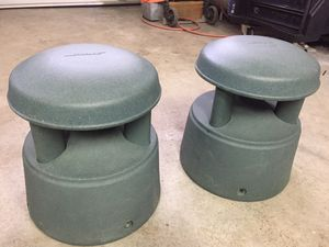 Bose free space 51 (yard speakers for Sale in Corona, CA