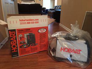 Hobart Mig Welder- Handler 210MVP for Sale in Decatur, GA