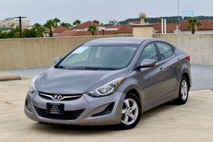 2014 Hyundai Elantra for Sale in San Antonio, TX