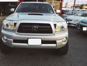 🎄📗$1400 Original owner 2OO7 tacoma dual cab very clean🎄📗 for Sale in Fullerton, CA