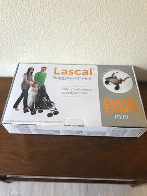 Lascal Buggy Board - fits all strollers for Sale in Los Angeles, CA