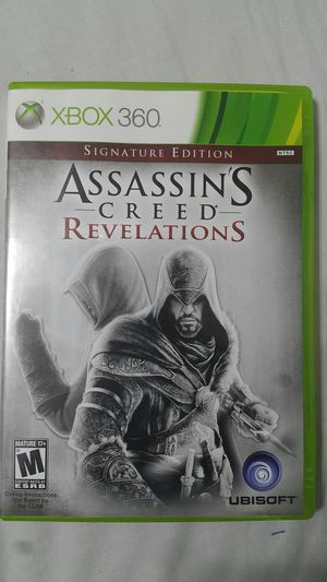 ASSASSINS CREED RELEVATIONS FOR XBOX 360 (#2) for Sale in Miami Gardens, FL