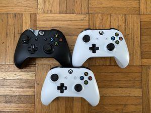 Xbox One Wireless controllers for Sale in Stockton, CA