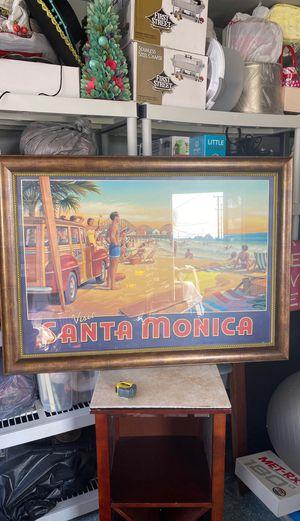 Picture frame !(L) 43 1/2 w 31 1/2 for Sale in Santa Fe Springs, CA