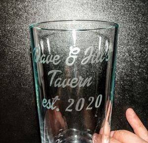 Handmade Etched Glass for Sale in Clayton, NC