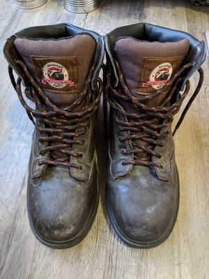 Brahama Steel Toe Work Boots for Sale in Lillington, NC