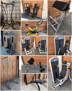 $300 A Piece! Commercial Gym / Fitness Equipment Sale! Every Piece Listed $300 Each! for Sale in Davenport, FL
