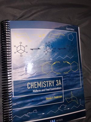 Organic Chemistry Midterms, Final Exams & Answer Keys (Amazing Practice) for Sale in San Jose, CA