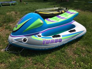 Inflatable jet ski for Sale in Owensville, MO
