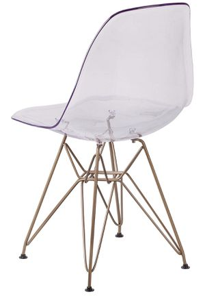Clear Acrylic Ghost Chair for Sale in Mount Rainier, MD