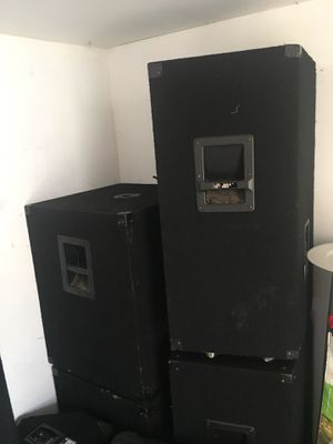 DJ equipment for sale. for Sale in San Diego, CA