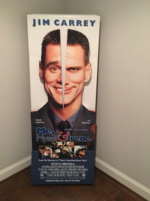 Home Theater Movie Prop - Jim Carey - Me, Mysel & Irene for Sale in Midlothian, VA