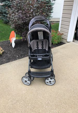 Graco ready to grow double stroller for Sale in Brunswick, OH