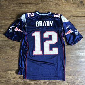 Tom Brady New England Patriots Reebok Jersey for Sale in Tempe, AZ