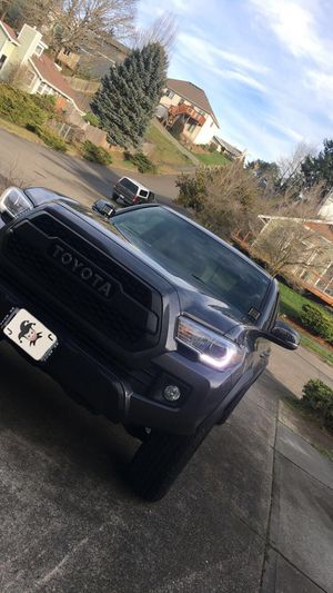 2017 Toyota Tacoma TRD off-road for Sale in Olympia, WA