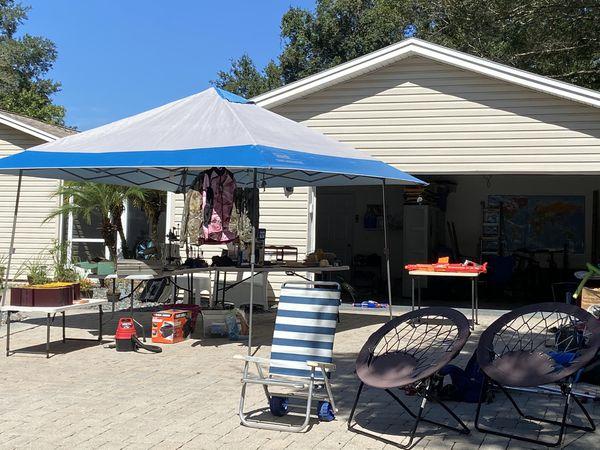 Garage Sale Sunday August 9th