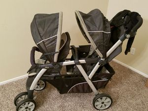 Chico double stroller for Sale in Compton, CA