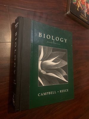 Biology textbook for Sale in Glendale, CA