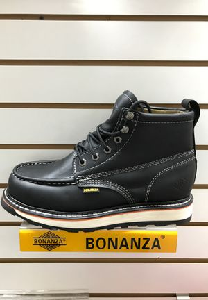 Bonanza Work boots, Hecho en Mexico for Sale in Westminster, CA