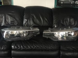 2013 -2015 328bmw halogen headlights for Sale in Los Angeles, CA