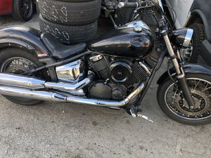 2007 Yamaha V-star 650 $2200 or trade show me what u have 9134miles for Sale in El Monte, CA