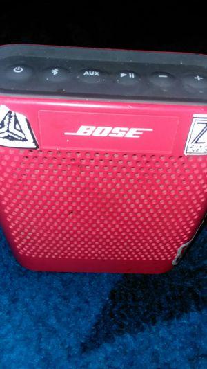 Bose color SoundLink red for Sale in Prescott, AZ