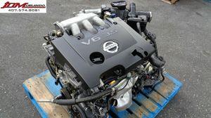 2002 2003 2004 Infiniti I35 3.5l Twin Cam V6 Engine JDM VQ35DE for Sale in Orlando, FL