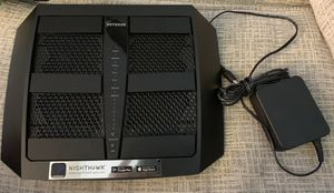 Nighthawk Wifi X6 Router for Sale in Lynwood, CA