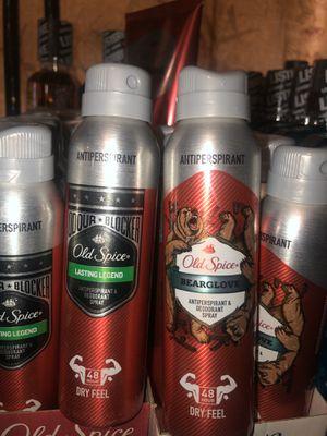 Old Spice Spray Deodorant for Sale in Las Vegas, NV