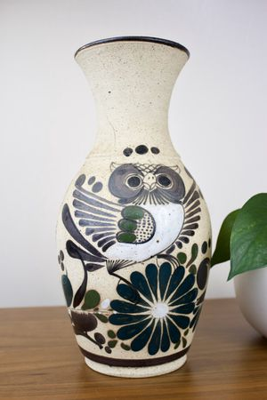 Morá Hand Thrown Owl Pottery From Tonala, Mexico for Sale in Seattle, WA