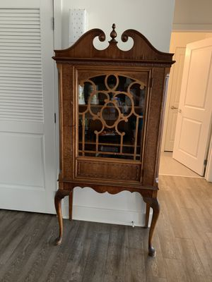 Great looking antique cabinet for Sale in Alexandria, VA