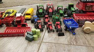 Toy tractors for Sale in Saint Augusta, MN