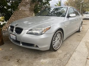2004 BMW 545i for Sale in Los Angeles, CA