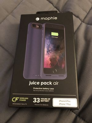 Mophie juice pack air iPhone 7/8 plus Brand New in box never used for Sale in Pittsburg, CA